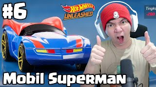 Mobil Superman Baru - Hot Wheels Unleashed Indonesia - Part 6
