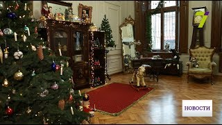 В доме Буковецкого создали уникальный декор
