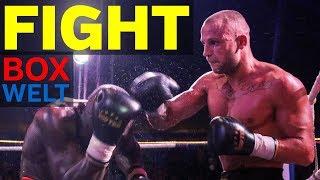 Omar Jatta vs Björn Schicke - 10 rounds super middleweight - 03.10.2017 - Zirkus Busch