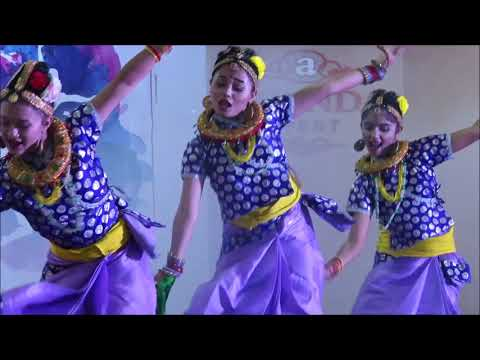 Lahana Le Juraayo ki by Sandhya Shrestha & her group, Dance Competition 2074
