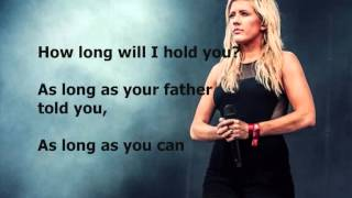 Ellie Goulding - How long will i love you? lyrics