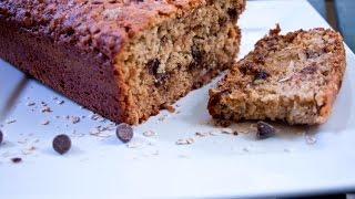 Chocolate Coconut Oat Bread | Rookie With A Cookie