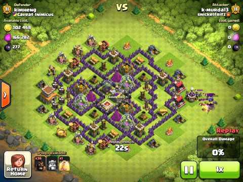It's All Hogwash! -- Defense against 40 Hogs (kimheng, TH8)