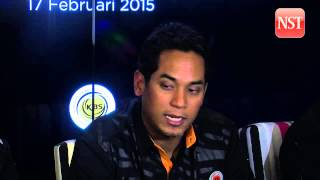 Khairy Jamaluddin relaunched Rakan Muda