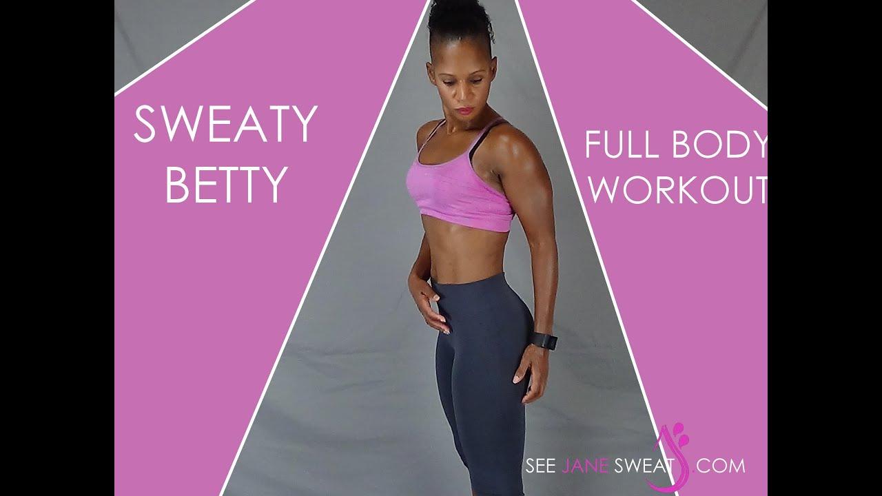 Sweaty Betty Full Body Workout Youtube Workouts On Pinterest Melissa Bender Circuit And