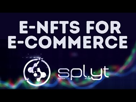 Integrated with Shopify & tokenising off-chain products on the blockchain - Splyt (SHOPX)