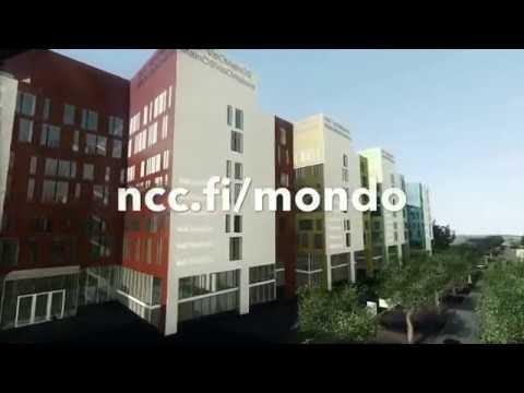 Mondo - Toimistotilaa Vantaan Aviapolis-alueella
