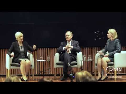 Inclusive and respectful language: David Morrison AO & Diana Ryall AM talk inclusive leadership