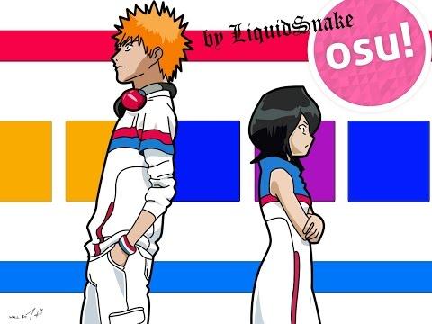 Osu play! Orange Range – Asterisk ) [ Hard + HD ]