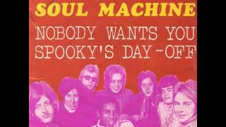 Swinging Soul Machine Spooky