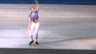 Hey Soul Sister-2014 Rhythm & Soul Dance Studio Performing Company Tap Solo