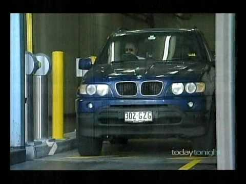 Expensive Australian Parking Spaces