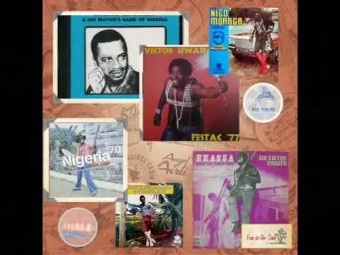 Nigeria and Ghana High life music of the 60s and 70s mix pt1