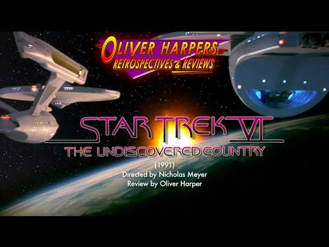 Star Trek VI: The Undiscovered Country (1991) Retrospective / Review
