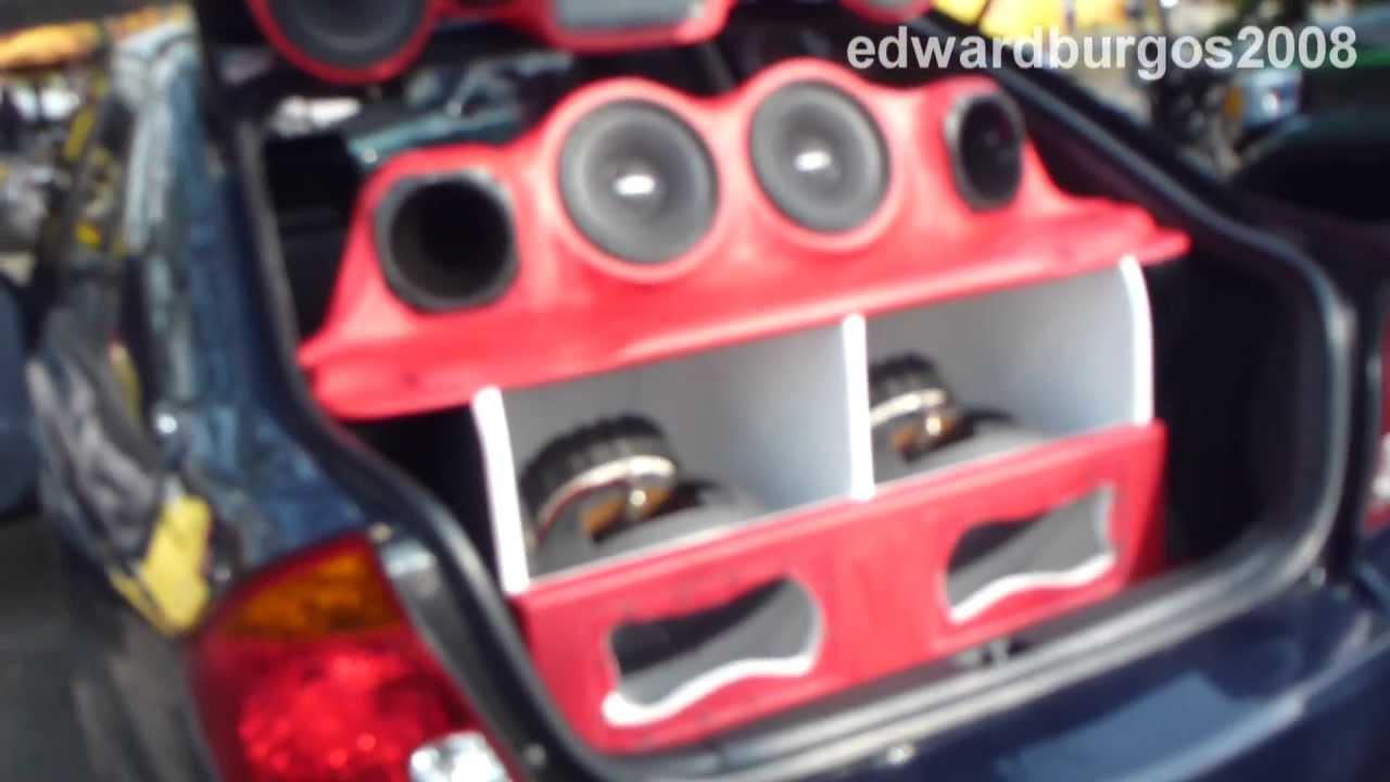 Hyundai Accent Tuning Colombia Sonido Sobre Ruedas 2013