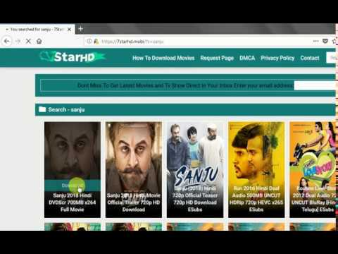 How To Download Sanju Movie Hd Me 100%proof