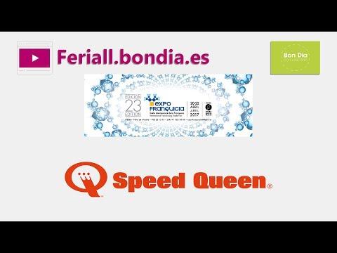 , Speed Queen queda con los inversores en Expofranquicia 2017
