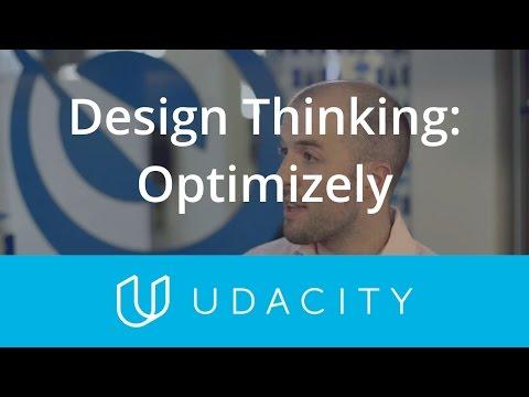 Design Thinking at Optimizely | UX/UI Design | Product Design | Udacity