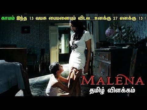 Download Malena (2000) Italian Movie Explained in tamil _ (720P_HD)