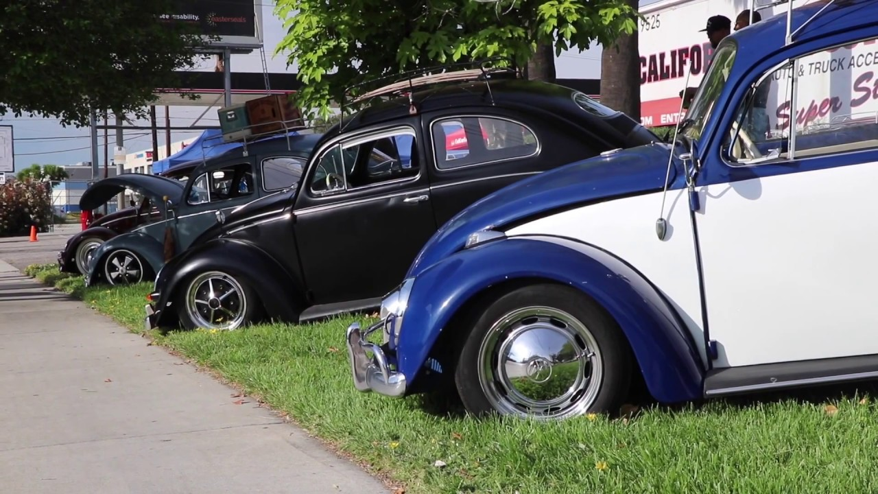 LA Aircooled Classic Volkswagen Car Show And Shine At - Bay area car shows this weekend