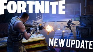 SALTY SPRINGS & TOMATO TOWN!! - New Locations + Fortnite Battle Royale Update 1.7.1 Patch Notes