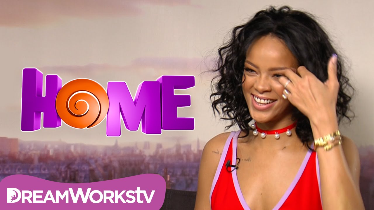 rihanna and jim parsons what is home to you home youtube. Black Bedroom Furniture Sets. Home Design Ideas