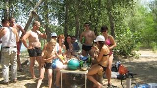 Астраханская область,Астрахань река Бузан