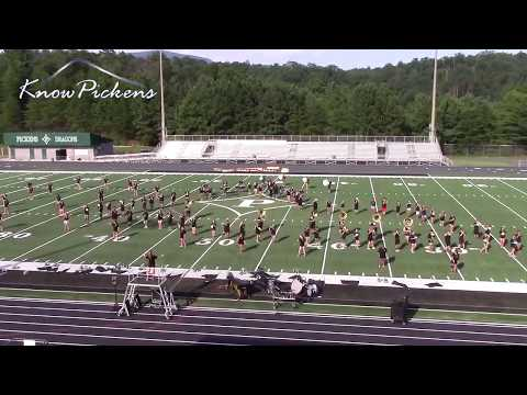 PHS Pride of Pickens Marching Band Bash 2018