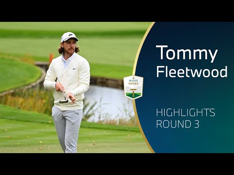 Tommy Fleetwood shoots five under par on moving day | 2020 BMW PGA Championship