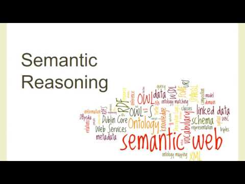 SemWeb2017-L07 Semantic Reasoning
