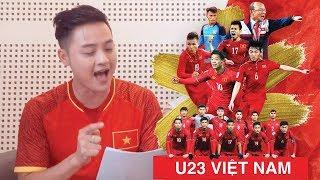 Thanh Duy sáng tác vọng cổ chúc mừng U23