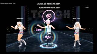 Touch Online .. Goyang dumang bersama  Vhanhall :v
