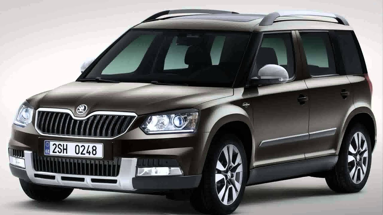new skoda yeti 2015 model youtube. Black Bedroom Furniture Sets. Home Design Ideas