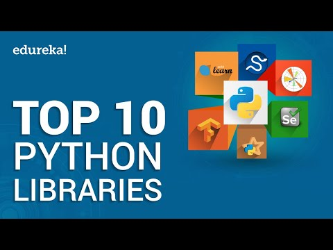 Top 10 Python Libraries