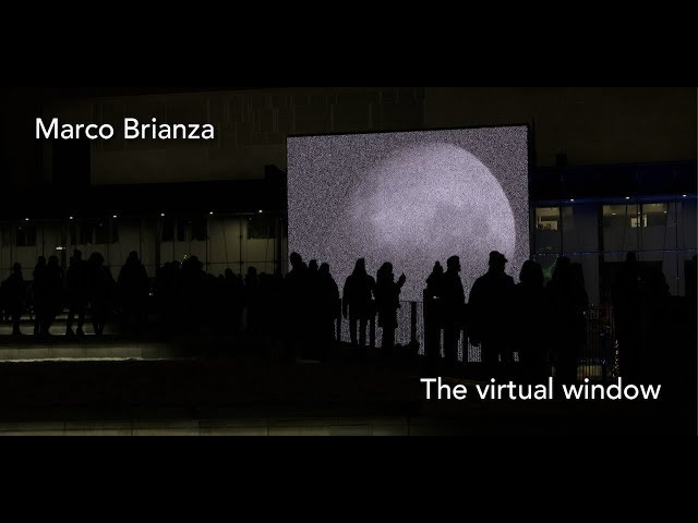 Luce e Colore tra Arte e Design | Marco Brianza - The virtual window
