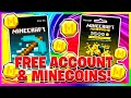 How To Get FREE Minecraft Accounts & Unlimited Minecoins! (Pocket Edition, Win10, Xbox, PS4) 2020