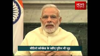 PM Modi, Russian Prez Vladimir Putin & TN CM Inaugurate Unit 1 Of Kudankulam Nuclear Power Plant(Videos on the go! Watch News World India LIVE TV and stay updated anytime, anywhere with News World India's Click To - http://newsworldindia.in., 2016-08-10T12:54:29.000Z)