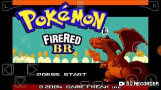 Episódio 5 Pokémon fire red nossa primeira insígnia