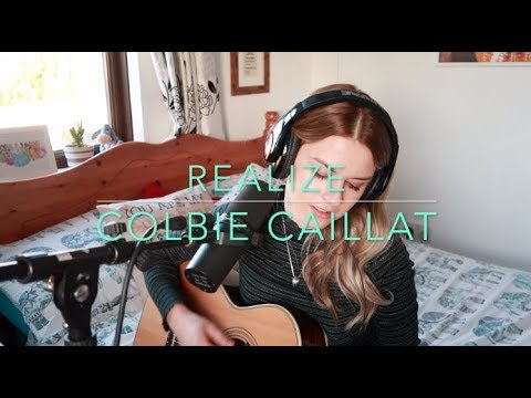 Colbie Caillat - Realize (Cover) - Rosey Cale