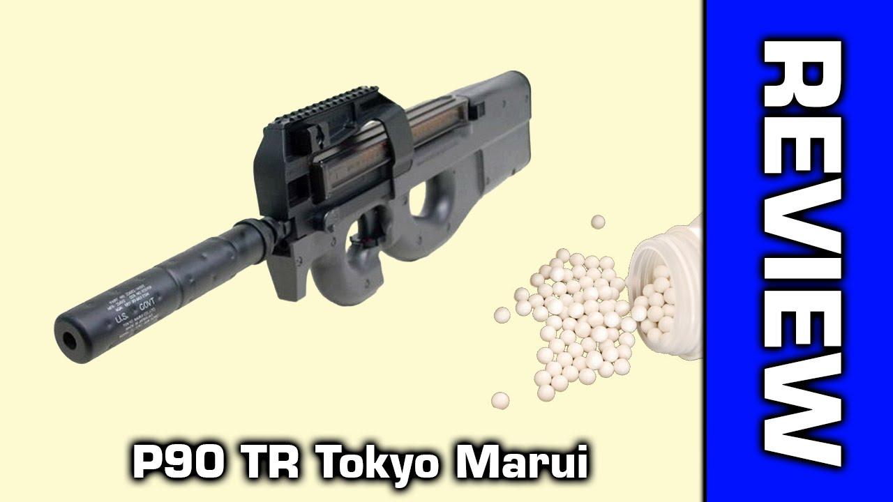 Tokyo Marui P90 TR airsoft