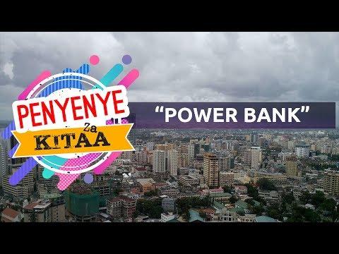 POWER BANK wakikupa mtaji utafanya biashara gani? Penyenye za Kitaa (S03E03)