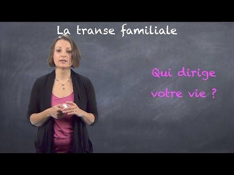 La transe familiale : Comment être pleinement soi-même ? VIDEO-BLOG#8