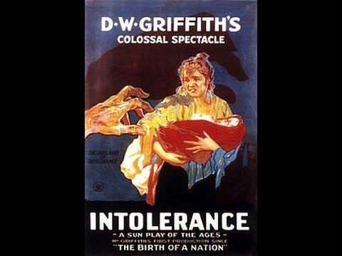 Intolerance - (vers.integrale non restaurata) Film muto del 1916 di David W. Griffith