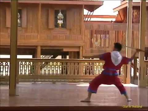 Olaf in Thailand / Episode 45: Bangkok - Wimanmek-Palast / Vimanmek Mansion (Palace) Thai Dance 3