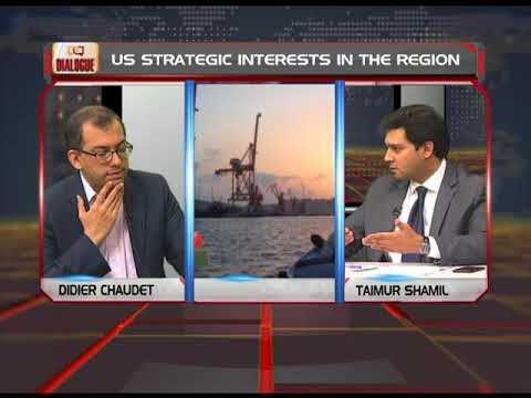 DIALOGUE on 'Regional Dynamics in South Asia'- Taimur Shamil with Didier Chaudet and Adrew Small