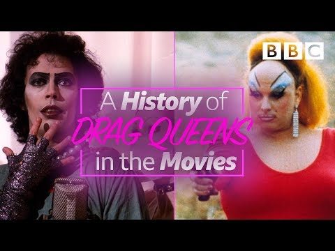 Trixie Mattel tells us how Drag Cinema came out into the mainstream | Inside Cinema - BBC