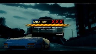 Need For Speed Undercover PS3 - Game Over