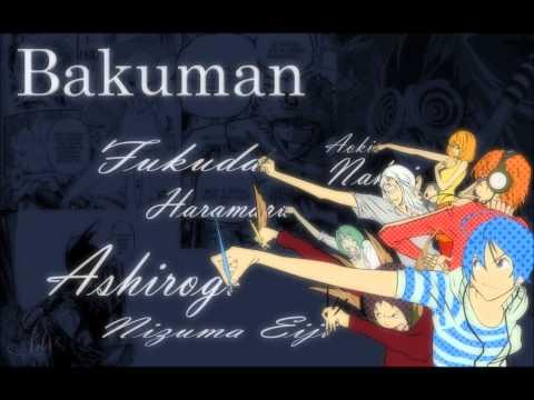 パラレル= Show me the way-Bakuman Ending
