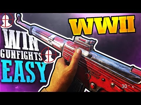 How To EASILY Win More Gunfights in Call of Duty WW2