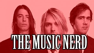 The Music Nerd #4 - Grunge (Alice in Chains, Nirvana, Pearl Jam и т.д.)